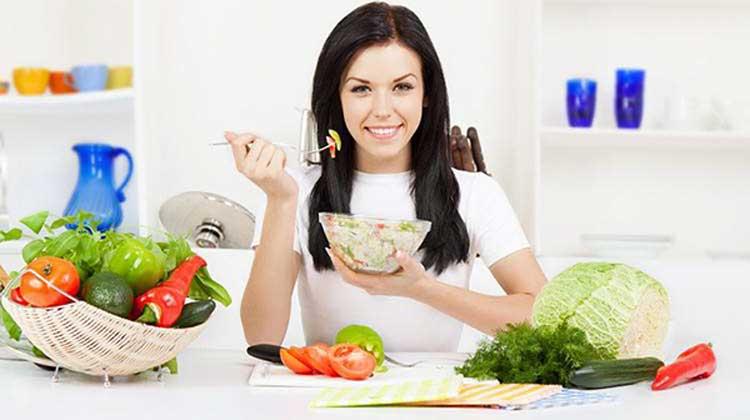 Ăn nhiều ăn lành mạnh