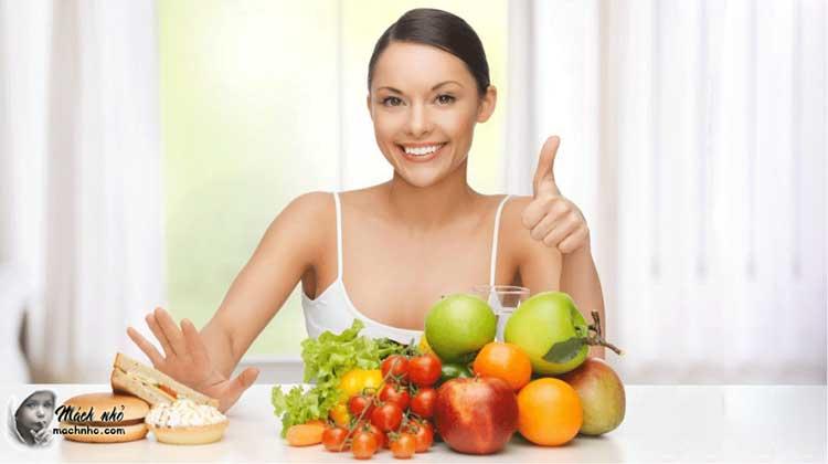tăng cân hiệu quả cho người gầy