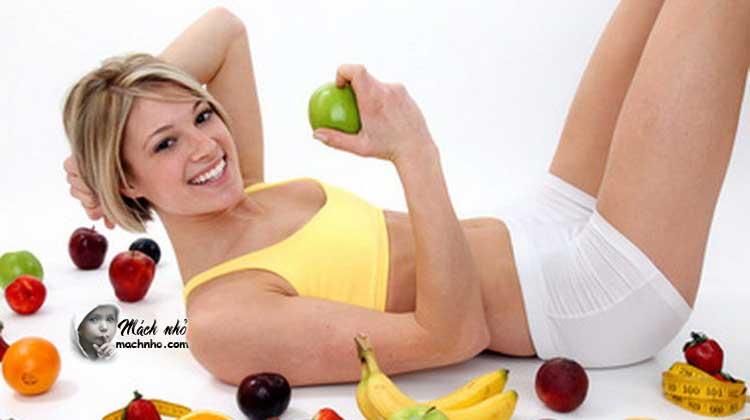 Tập thể dục thể thao để tăng cân